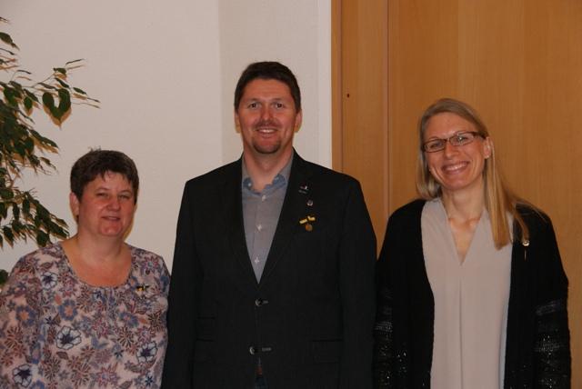 Birgit Schmidberger, Tobias Nock, Tanja Schmidberger