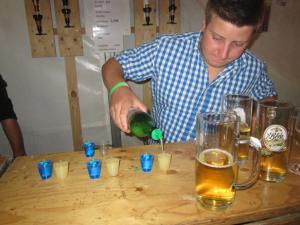 Barkeeper Felix